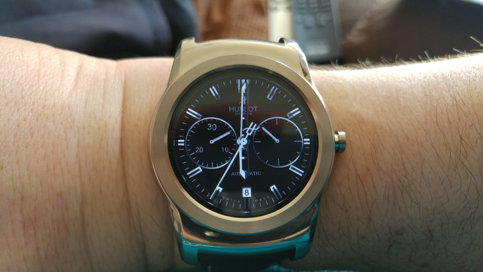 LG Watch Urbane – Beauty and Disaster – First Impressions ...