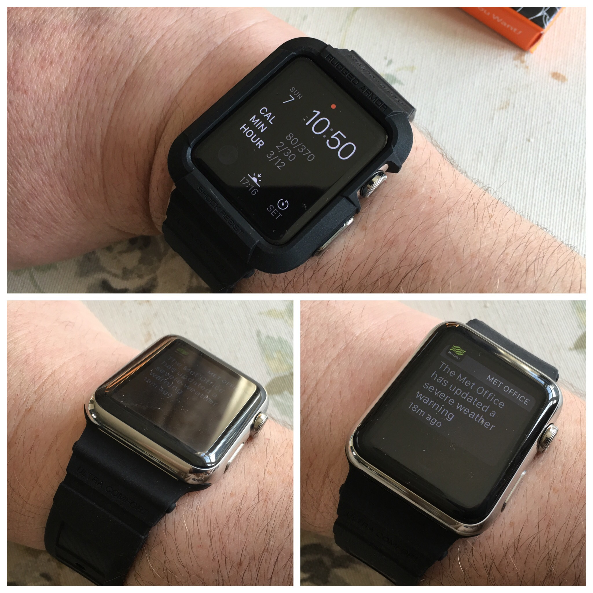meet d364a a81ff Apple Watch – The true differences between Apple Original and Third ...