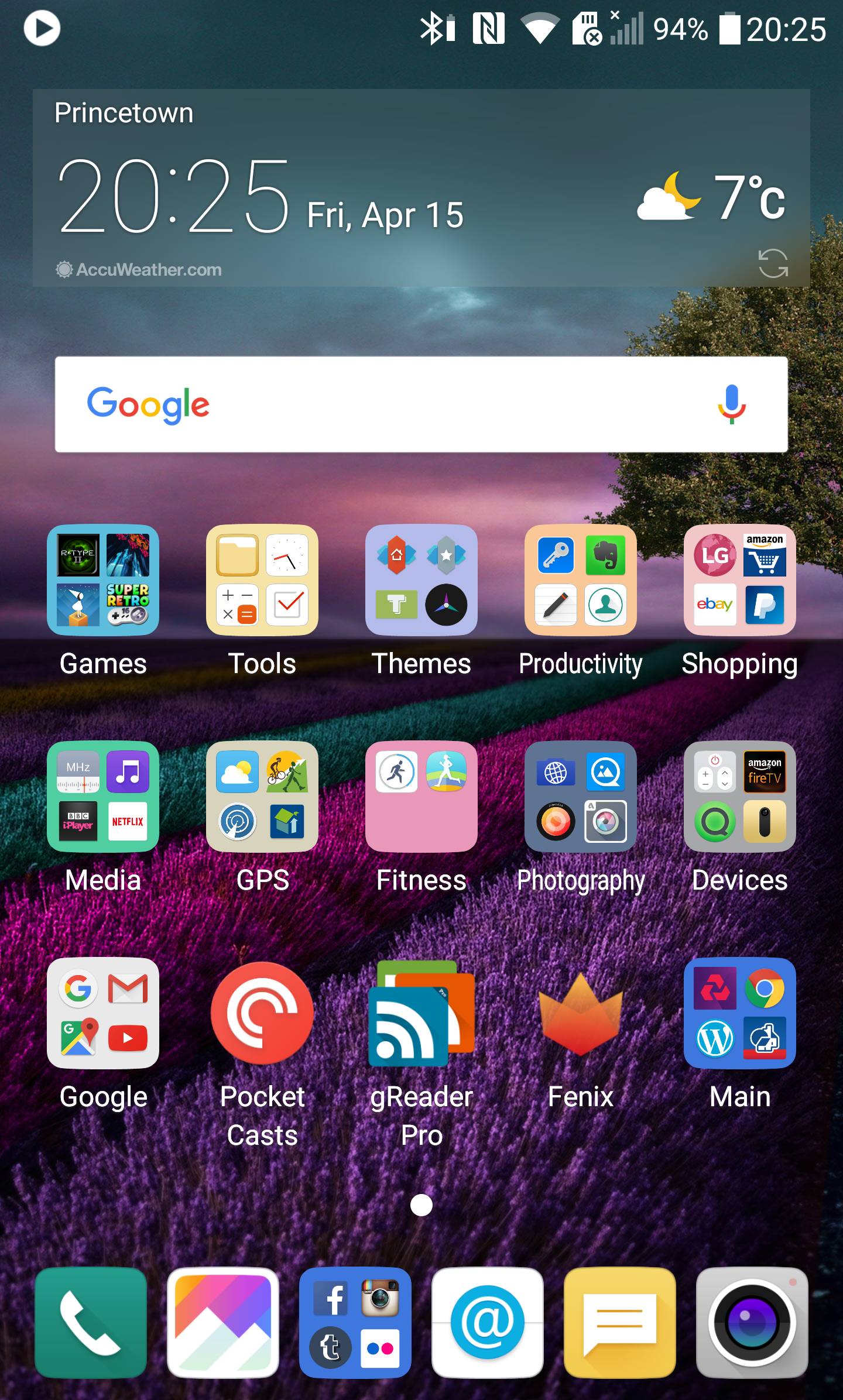 LG G5 – Can you manage without an app drawer ? | Gavin's Gadgets