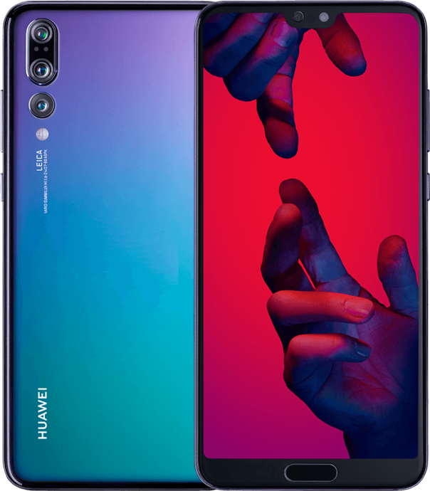 Huawei P20 Pro – How to increase front camera video from 720p to